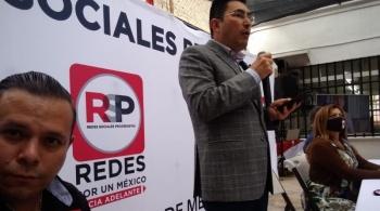 RSP anuncia gira por la capital para agradecer el apoyo a sus simpatizantes