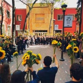 Sesionan alumnos del ITAM para revisar pliego petitorio