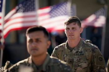 Pone EU en alerta máxima a su ejército en Oriente Medio