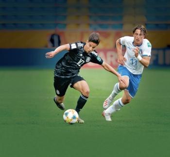 Por sexta vez, Tri Juvenil cae en Debut Mundialista