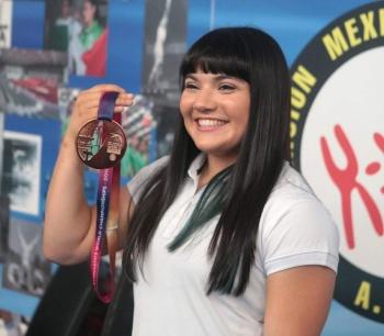 Alexa Moreno avanza a la final del mundial de gimnasia artística