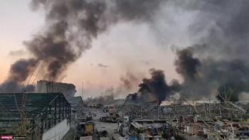 México aportará 100 mil dólares a Cruz Roja libanesa