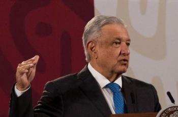 """""""El que nada debe, nada teme"""", dice AMLO a Felipe Calderón"""