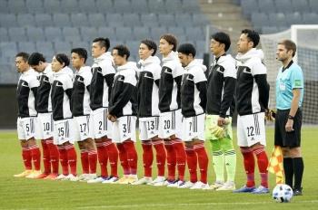 Antes de enfrentar a México, Japón no reporta positivos de Covid-19