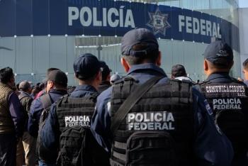 Autoridades pactan 13 puntos con la PF