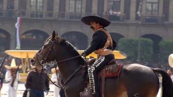 En Vivo: Escenificación histórica y desfile del 109 Aniversario del inicio de la Revolución Mexicana