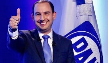 Marko Cortés aseguró que en las próximas elecciones el PAN ganará en Hidalgo