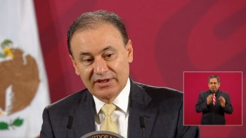 Alfonso Durazo presenta su último informe de seguridad: bajan homicidios