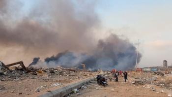 Esta es la causa de la explosión en Beirut