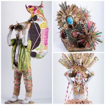 Llega a su séptima edición concurso de escultura y collage