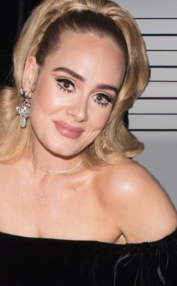 Adele deslumbra con su nueva figura