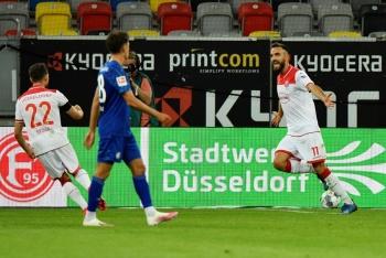 Schalke 04 cae ante el Fortuna Dusseldorf y agrava su crisis