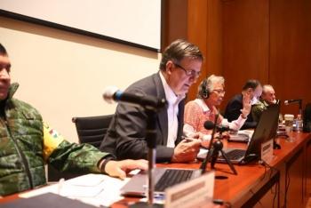Reunión virtual de gobernadores del Norte con Ebrard y Sánchez Cordero