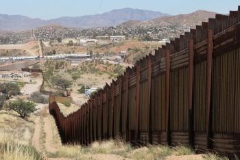 No hay planteamiento oficial del EE UU sobre restricciones en la frontera