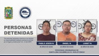 Liberan y reaprehenden a los asesinos de estudiantes en Puebla