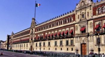 Desde ayer, AMLO ya vive en Palacio Nacional