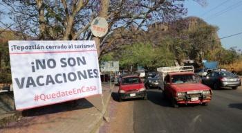 Tepoztlán prohibirá el acceso al turismo el Día de Muertos