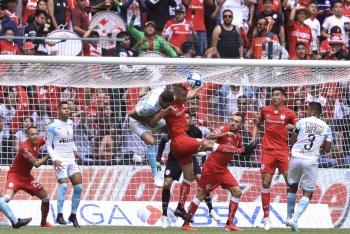 Querétaro gana 2-0 al Toluca en la primera fecha de la Liga MX