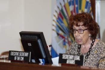 AMLO designa a Carmen Moreno como subsecretaria de Relaciones Exteriores