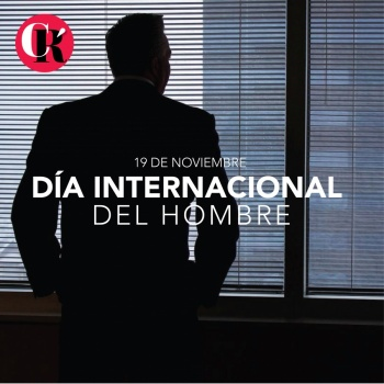 ¡Felicidades! Hoy es el Día Internacional del Hombre