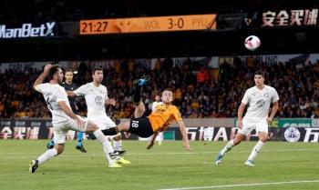 Jiménez y el Wolverhampton, dan un paso más rumbo a la Europa League