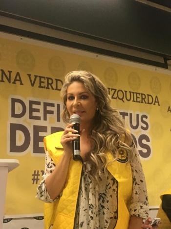 Plan por la CDMX contiene propuestas viables para enfrentar la pandemia: Nora Arias