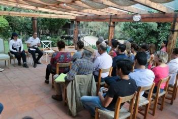 Alcaldía Cuajimalpa resguarda predio en conflicto legal