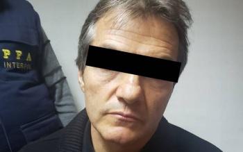 Confirma FGR detención de empresario Carlos Ahumada; Iniciará proceso de extradición