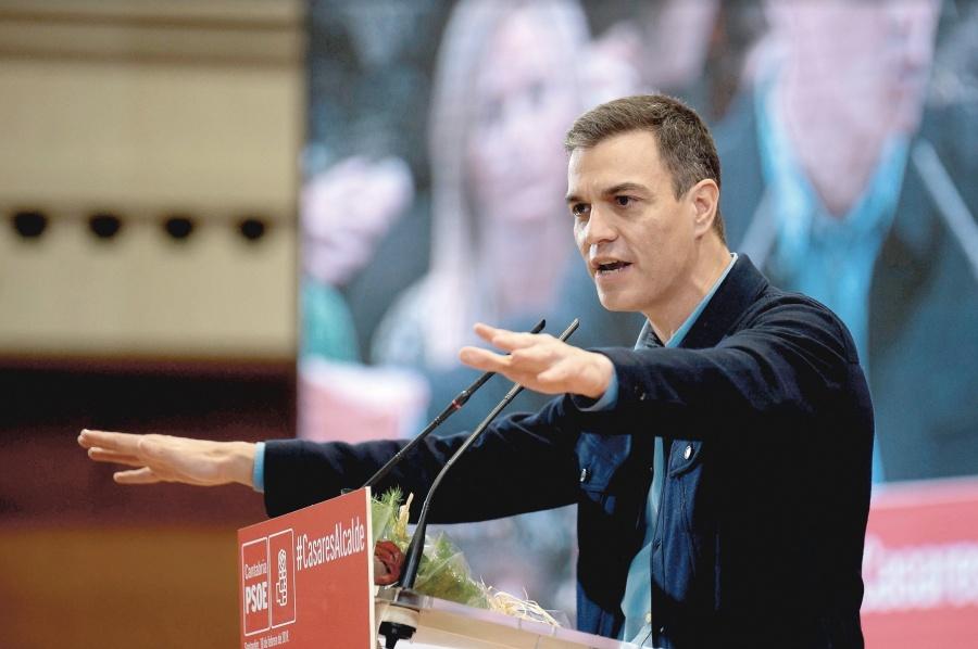 Falta de apoyo legislativo orilla a Sánchez a adelantar elecciones