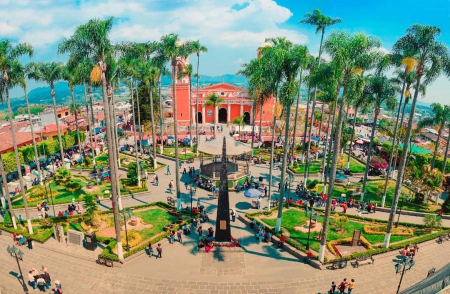 Pueblo Mágico Coscomatepec de Bravo, Veracruz