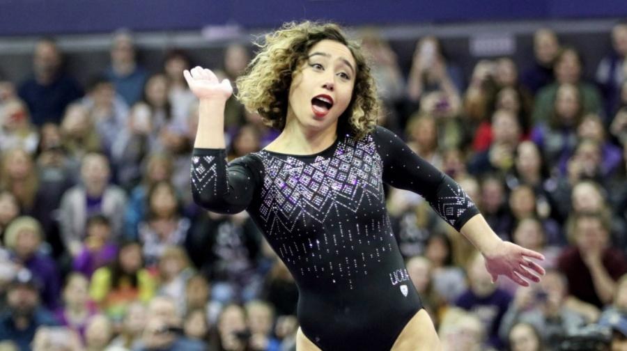 Katelyn Ohashi logra otro 10 perfecto en Seattle