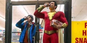 Shazam tendrá escena post-créditos