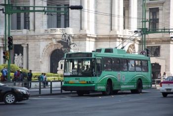 Anuncian inversión para fortalecer servicio de Trolebús en corredor Eje Central-Lázaro Cárdenas