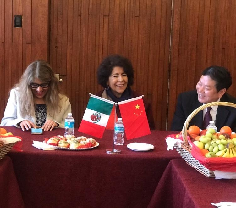 Tlalpan y comunidad de Baoshan, China, acuerdan cooperación en favor del turismo