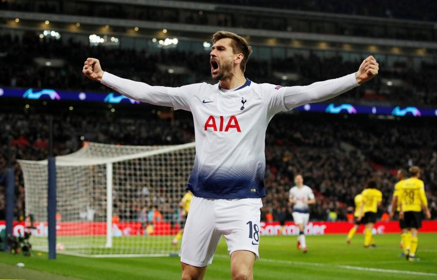 Tottenham pone contra las cuerdas al Borussia Dortmund en la Champions League