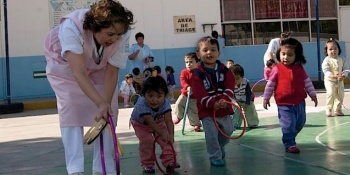 Estancias Infantiles siguen operando bajo estándares de máximo bienestar para los infantes