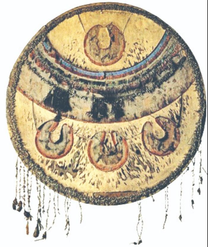 Exhiben en el castillo de Chapultepec escudo de guerreros mexicas