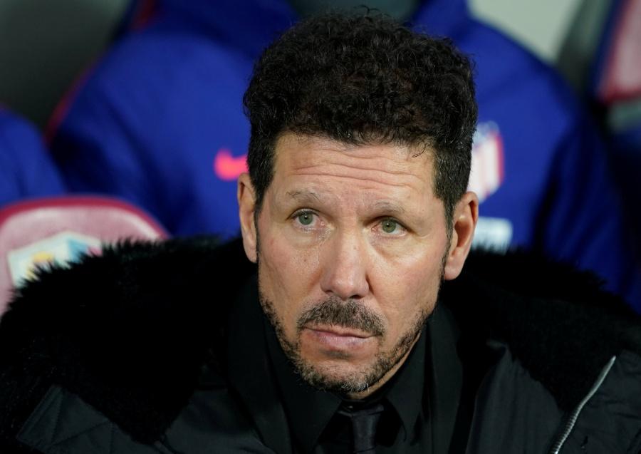 Simeone renueva con el Atlético de Madrid hasta 2022