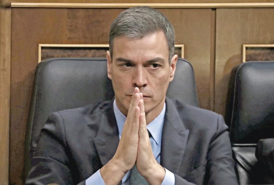 Sánchez convoca a nuevas elecciones