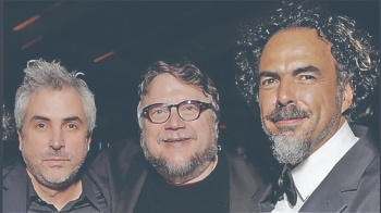 Los 3 amigos critican que Oscar a foto, cortos... se den en comerciales