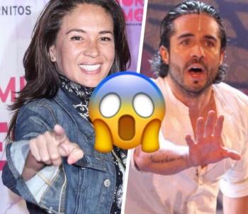 Yolanda Andrade le confiesa a José Ron ¡Que compartieron novia!