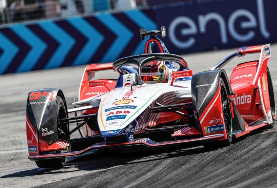 Pascal Wehrlein se lleva la pole del E-Prix 2019 en CDMX