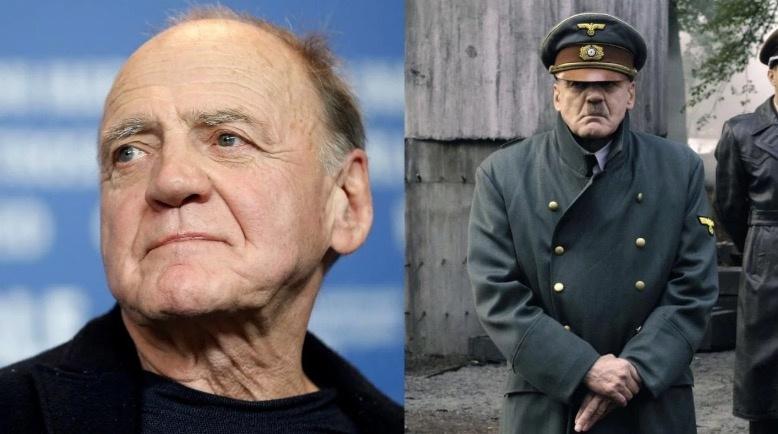 Fallece Bruno Ganz; interpretó a Adolfo Hitler