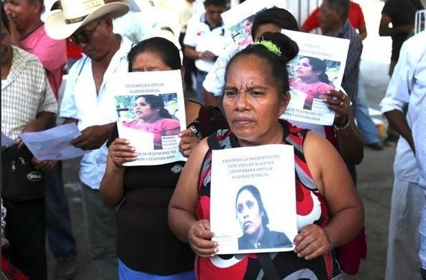Localizan a activistas indígenas con vida en Guerrero