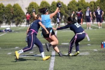"""""""Guerreras"""" del Femenil de Santa Martha, ganan Subcampeonato de tocho bandera"""