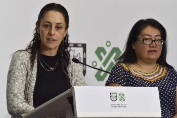 Migrantes centroamericanos, deben de acatar las reglas: Sheinbaum
