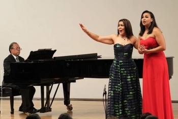 Solistas Ensamble de Bellas Artes rinde homenaje al compositor César Tort