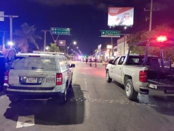 Balacera en bar de Cancún deja 5 muertos y varios heridos