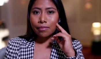 Yalitza Aparicio rompe el silencio y responde a Sergio Goyri