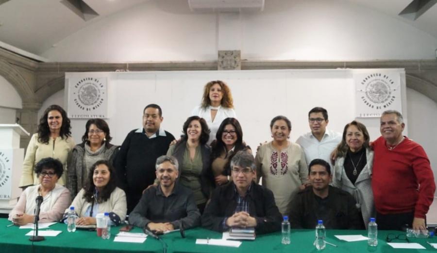 Diputados de Morena se suman a la estrategia de seguridad de la CDMX